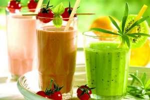 常见蔬菜汁的食疗保健功效